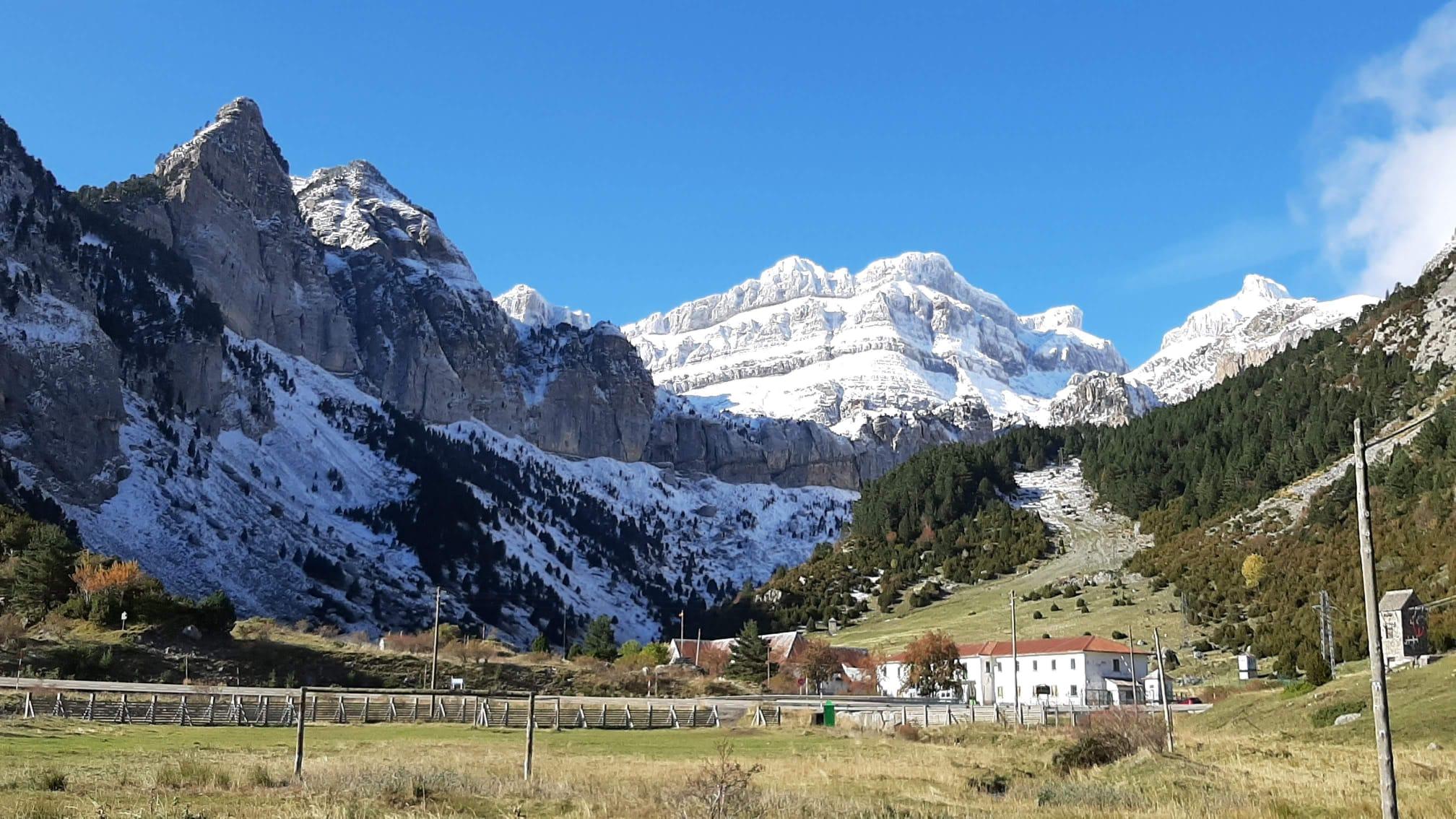 Primeras Nieves en Candanchú
